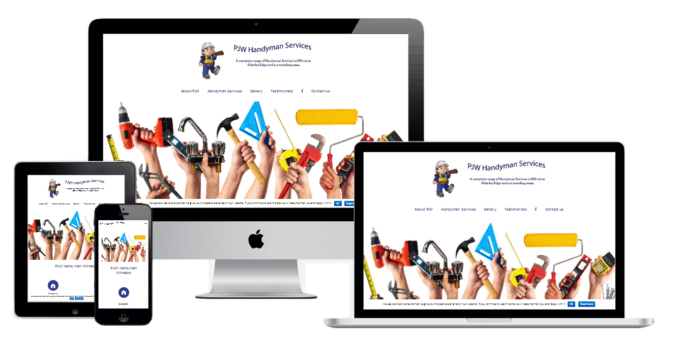 Web Design North Wales and Cheshire