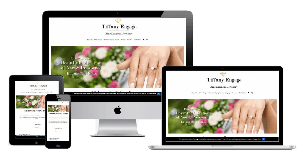 Tiffany Engage - Website